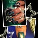Christmas nails art