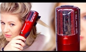 Automatic Split End Trimmer... Does it work?!