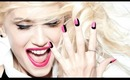 Gwen Stefani for OPI inspired nails | Tutorial