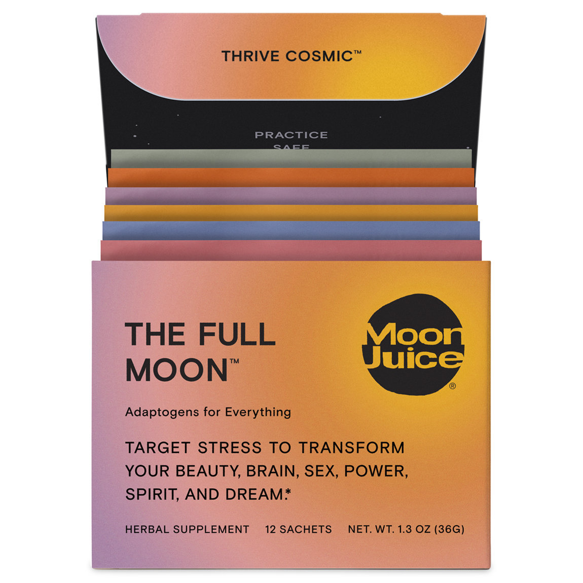 Moon Juice Full Moon Sachets 12-Pack alternative view 1.