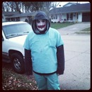 Scary Clown Man