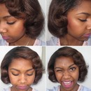 Retro Pin Curls V1