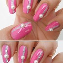 Stunning Wedding Day Nail Art Tutorial