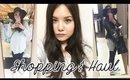 Japan Vlog 5   Shopping in Tenjin, Forever 21 Sale Haul & Studying Japanese ♡ 2017