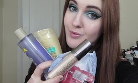 December 2013 Empties!! Urban Decay, Victoria's Secret, Suave, and More!