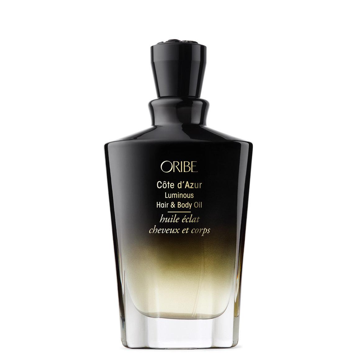 Oribe Côte d'Azur Luminous Hair & Body Oil alternative view 1 - product swatch.