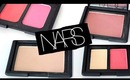 NARS Blush Swatches - Highlighter / Bronzer / The Multiple + Mini Demo