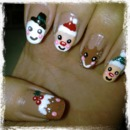 My Festive Nails