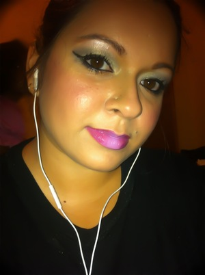Playing in Makeup : )