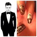 Justin Timberlake nails