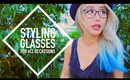 8 Looks ♥ How to Style Glasses for All Occasions ♥ Wengie
