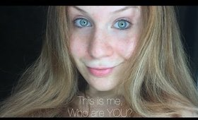 This is ME, who are you? | THAEYEBALLQUEEN TAG