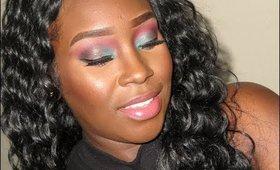 Blue Neutral Makeup Tutorial