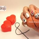 Love & Basketball Nails