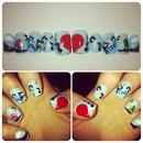 Love Bird Nails <3