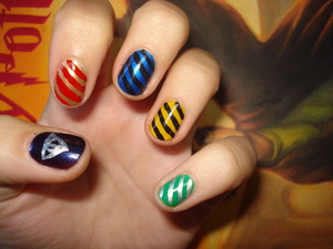 Harry Potter themed.