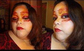 She Devil Halloween Tutorial