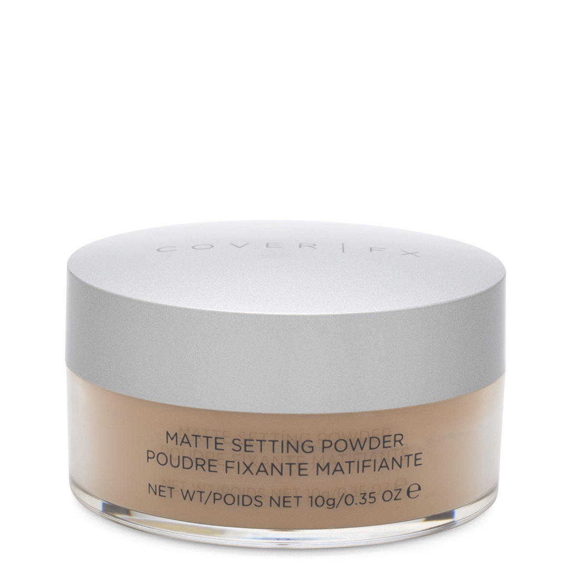COVER   FX Matte Setting Powder Deep alternative view 1 - product swatch.