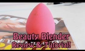 Beauty Blender Tutorial & Review ♡