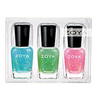 Zoya Fleck Effect Top Coat