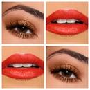 Copper & Orange Spring Makeup