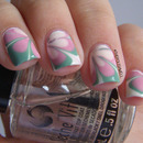 Retro Water Marble!