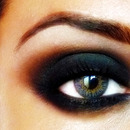 A Dark Smokey Eye