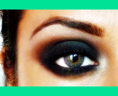 A Dark Smokey Eye Jaya S S Cheezz12345 Photo Beautylish