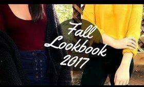 Fall Fashion 2017 Lookbook