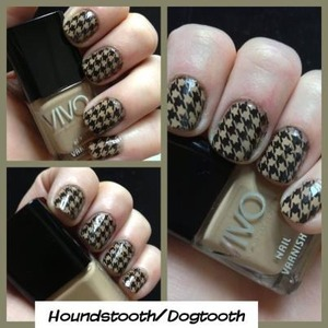 base colour vivo hero i stamped with maybelline 40 seconds black onyx and i used ninja polish xl plate drka
