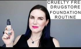 Cruelty Free Drugstore Foundation Routine featuring Milani, Nyx & the Ordinary