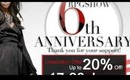 RPG SHOW 6th ANNIVERSARY HUGE SALE!!