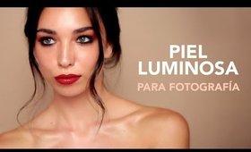 Piel Efecto Glow   Editorial Makeup   Makeupzone.net
