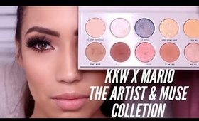 KKW X MARIO The Artist & Muse Collection