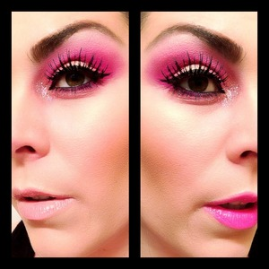 Follow me on Instagram for a new look every day @makeupmonsterkiki