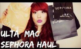 MAC, Ulta, Sephora & Sunglass Hut Haul! | MRamosMUA