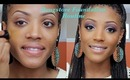 Drugstore Foundation Routine- 5 min or less
