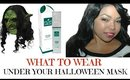 What To Wear Under Your Halloween Mask - Giveaway! For Men & Women - Ms Toi