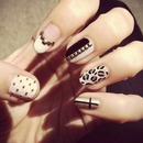 Studded Nails 💎