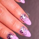 #Busygirlnails Winter Edition Week 3 | Glitter
