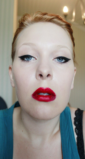 Christina Aguilera ♥ Not Myself Tonight MakeUp (nro.2)