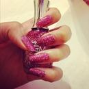 Gem Crush Nails