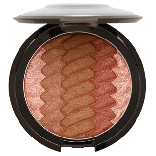 Gradient Sunlit Bronzer Sunset Waves