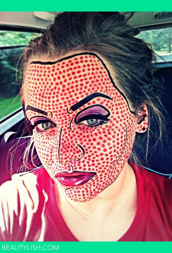 Pop Art Makeup Jamie M S Photo Beautylish