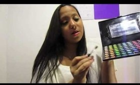 Holiday Makeup Video =]