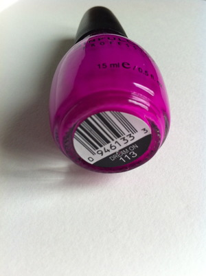 Sinful Colors Dream On - ***it is a Matte color***