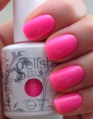 For more swatches please visit my blog. Gel polish