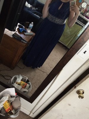 Prom Makeup For A Royal Blue Dress Beautylish