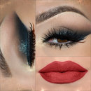 Glam for Droopy eyes
