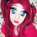 Anime Doll Makeup Look